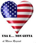 USA e non getta logo