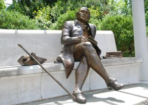 George Mason Memorial, Washington, D.C.