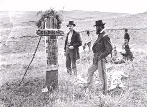 Il memoriale del capitano Myles W. Keogh a Little Bighorn